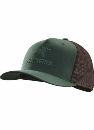 Arc'teryx Logo Trucker Hat Cypress