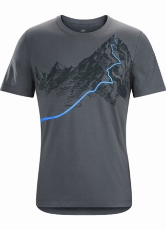 Arc'teryx Mens Afterglo Heavyweight T-Shirt Janus