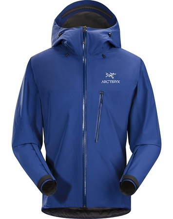 Arc'teryx Mens Alpha SL Jacket Corvo Blue
