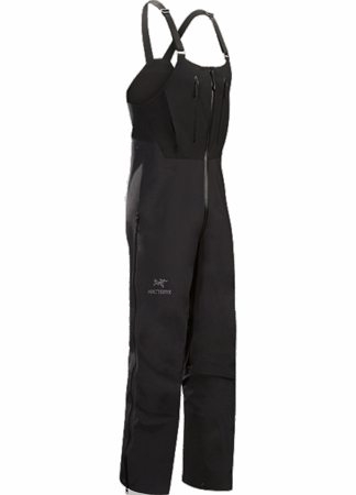 Arc'teryx Mens Alpha SV Bib Black