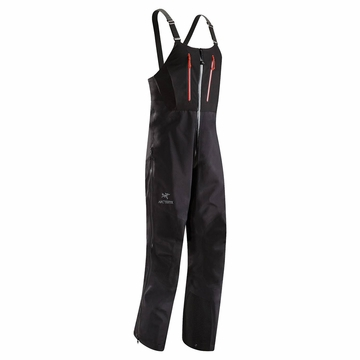 Arc'teryx Mens Alpha SV Bibs Black