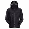 Arc'teryx Mens Alpha SV Jacket Black