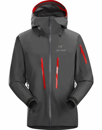 Arc'teryx Mens Alpha SV Jacket Pilot