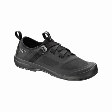 Arc'teryx Mens Arakys Approach Shoe Black/ Black