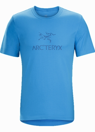 Arc'teryx Mens Arc'word Heavyweight T-Shirt Bombora (Close Out)