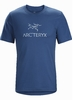 Arc'teryx Mens Arc'word Heavyweight T-Shirt Cosmic (Close Out)
