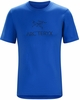 Arc'teryx Mens Arc'Word Heavyweight T-Shirt Rigel