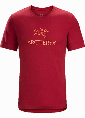 Arc'teryx Mens Arc'word Heavyweight T-Shirt Volcano