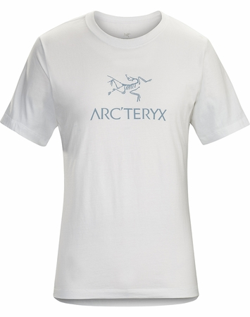 Arc'teryx Mens Arc'Word Heavyweight T-Shirt White