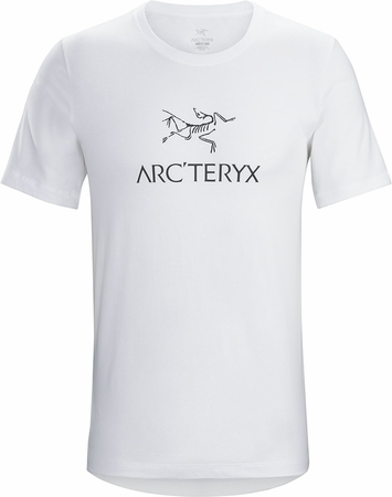 Arc'teryx Mens Arc'Word Shirt White