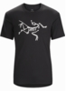 Arc'teryx Mens Archaeopteryx T-Shirt Black/ White (Close Out)