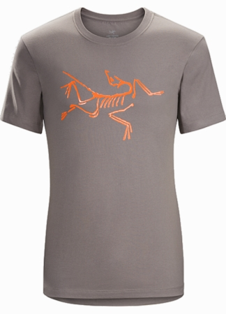 Arc'teryx Mens Archaeopteryx T-Shirt Maverick/ Magma (Close Out)