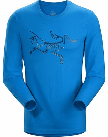 Arc'teryx Mens Archeopteryx T-Shirt Long Sleeve Rigel