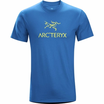 Arc'teryx Mens Arcword Short Sleeve T-Shirt Macaw