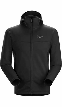 Arc'teryx Mens Arenite Hoody Black