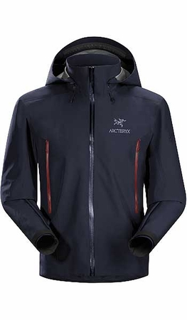 Arc'teryx Mens Beta AR Jacket Admiral