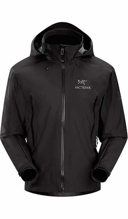 Arc'teryx Mens Beta AR Jacket Black