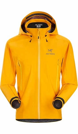 Arc'teryx Mens Beta AR Jacket Madras