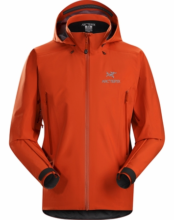 Arc'teryx Mens Beta AR Jacket Rooibos