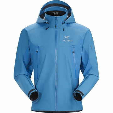 Arc'teryx Mens Beta LT Hybrid Jacket Macaw