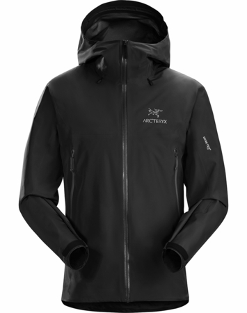 Arc'teryx Mens Beta LT Jacket Black