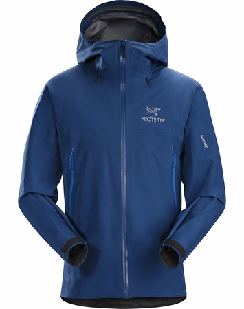 Arc'teryx Mens Beta LT Jacket Triton