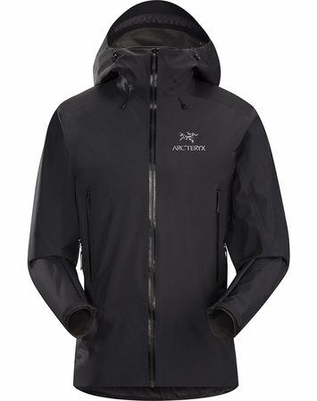 Arc'teryx Mens Beta SL Hybrid Jacket Black