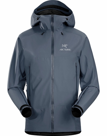 Arc'teryx Mens Beta SL Hybrid Jacket Heron