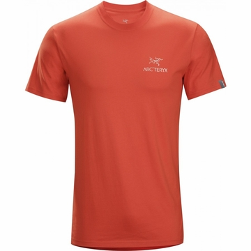 Arc'teryx Mens Bird Emblem T-Shirt Aruna