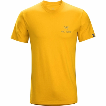 Arc'teryx Mens Bird Emblem T-Shirt Aspen