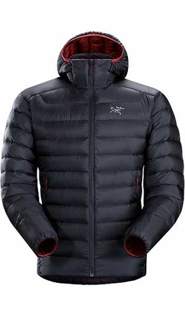 Arc'teryx Mens Cerium LT Hoody Admiral Medium (Close Out)