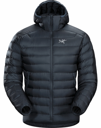 Arc'teryx Mens Cerium LT Hoody Nocturne (close out)