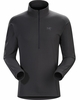 Arc'teryx Mens Delta LT Zip Neck Pilot