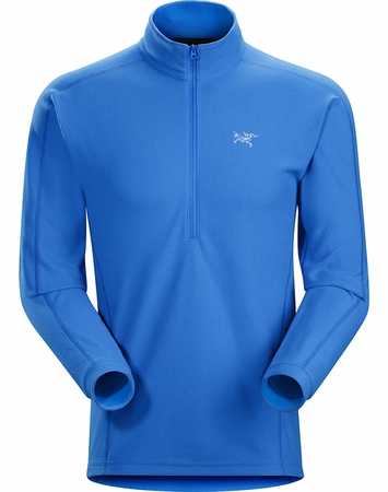 Arc'teryx Mens Delta LT Zip Neck Rigel