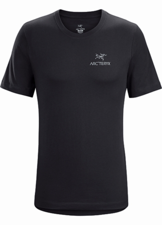 Arc'teryx Mens Emblem T-Shirt Black