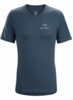 Arc'teryx Mens Emblem T-Shirt Nighthawk