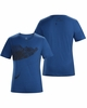 Arc'teryx Mens Journey Down T-Shirt Triton