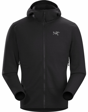 Arc'teryx Mens Kyanite Hoody Black