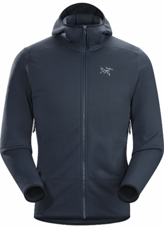 Arc'teryx Mens Kyanite Hoody Nighthawk