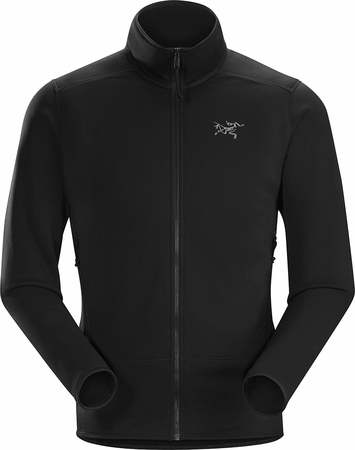 Arc'teryx Mens Kyanite Jacket Black