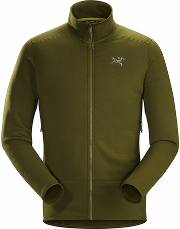 Arc'teryx Mens Kyanite Jacket Dark Moss