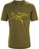Arc'teryx Mens Skeletal T-Shirt Roman Pine