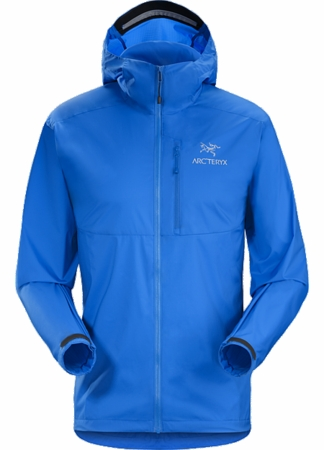 Arc'teryx Mens Squamish Hoody Rigel