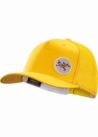 Arc'teryx Patch Trucker Hat Golden Poppy