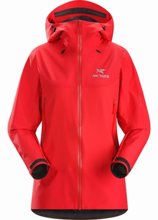 Arc'teryx Womens Beta SL Hybrid Jacket Rad