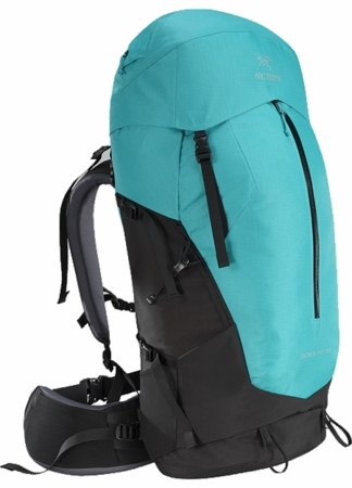 Arc'teryx Womens Bora AR 49 Backpack Castaway
