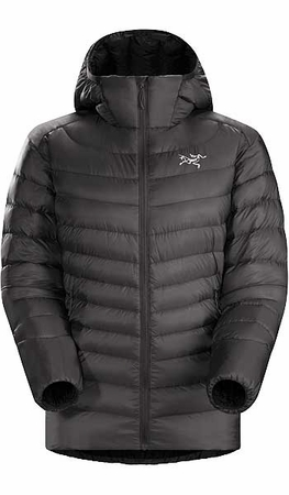 Arc'teryx Womens Cerium LT Hoody Black (Close Out)