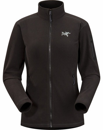 Arc'teryx Womens Delta LT Jacket Black