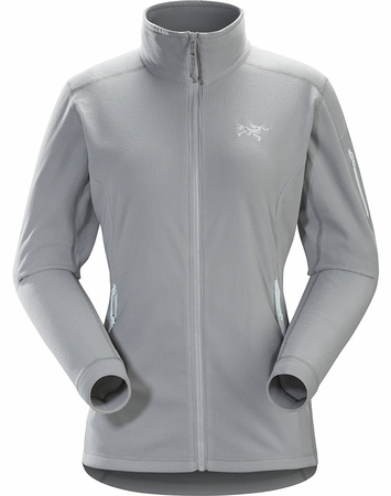 Arc'teryx Womens Delta LT Jacket Smoke