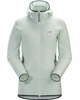 Arc'teryx Womens Kyanite Hoody Dew Drop